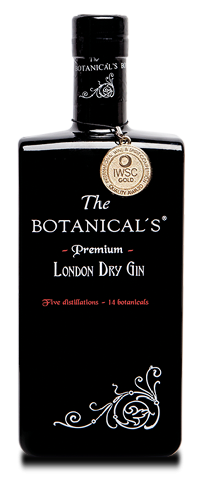 The Botanical's - London Dry Gin