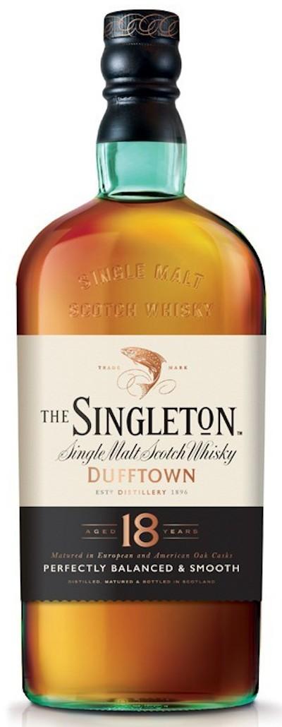 Singleton - 18 years Speyside Single Malt Scotch Whisky