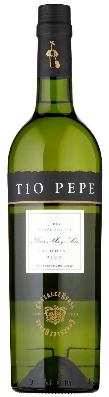 Tio Pepe - Fino Muy Seco Sherry