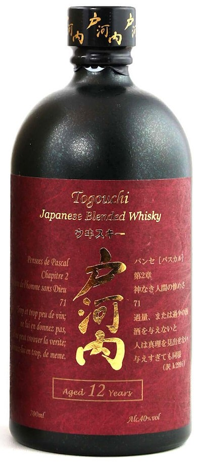 Togouchi - 12 years old Blended Whisky