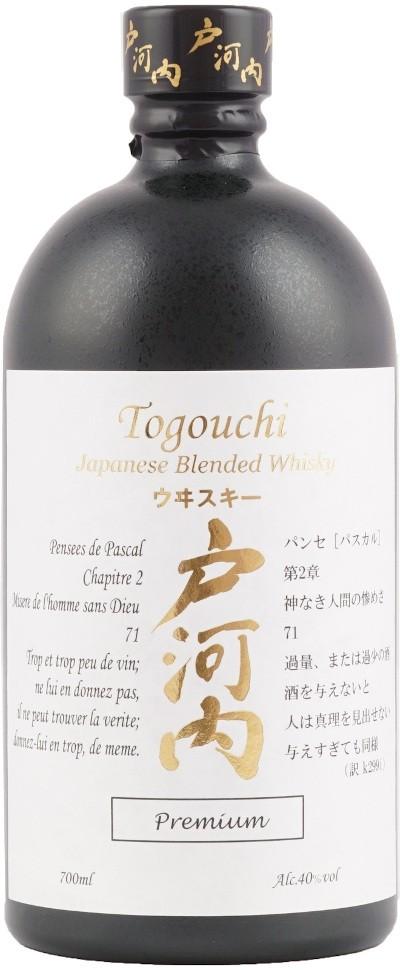Togouchi - Premium Blended Whisky