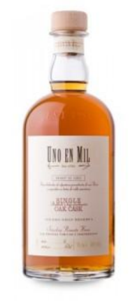 Sanchez Romate - Brandy Uno En Mil - Single Barrel Brandy