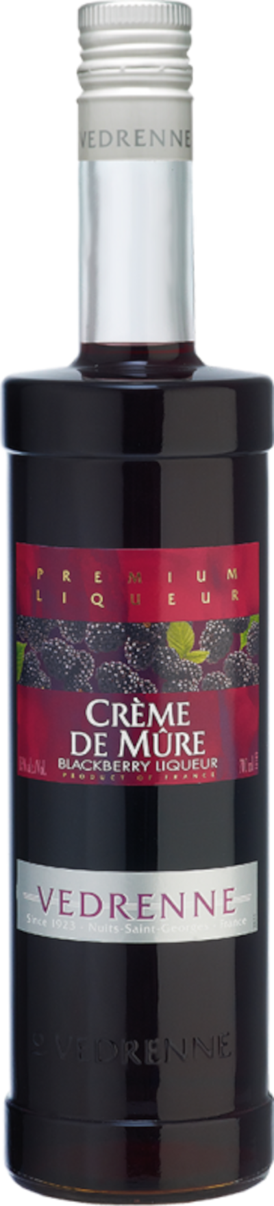 Vedrenne - Crème de Mûre
