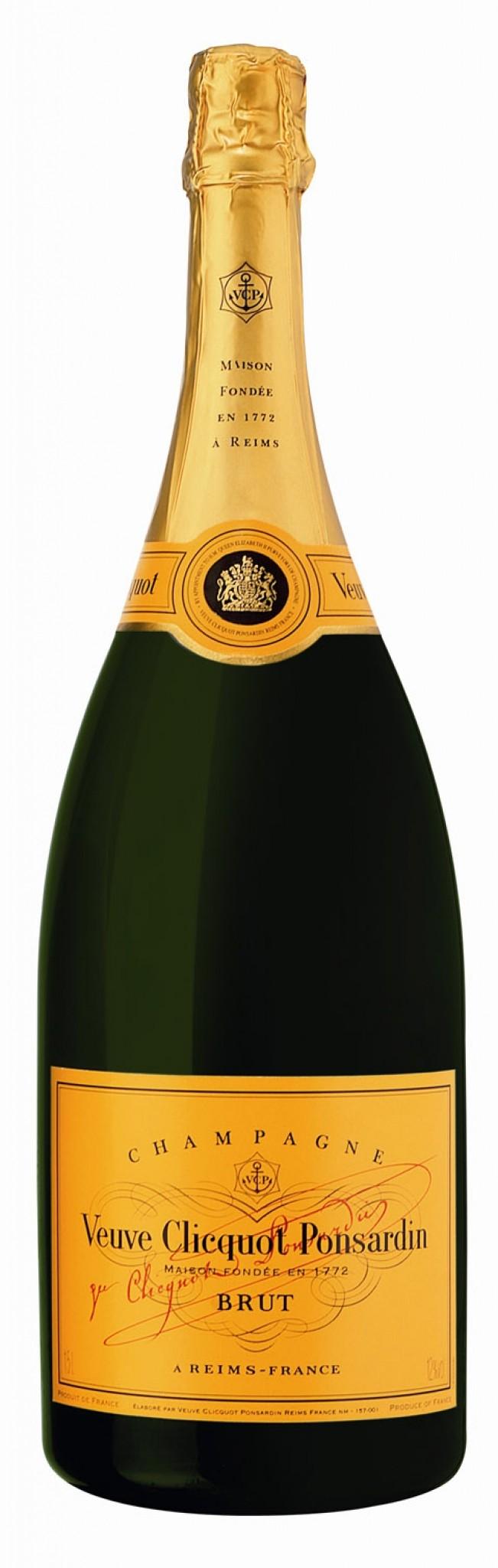 Veuve Clicquot - Brut Imperial Großflasche