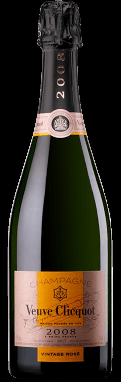 Veuve Clicquot - Rosé Vintage, 2008