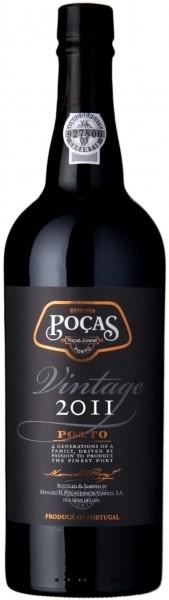 Poças Vintage Port 20°. - , 2011