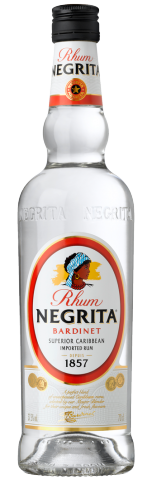 Bardinet S.A. - Rhum Negrita Blanco