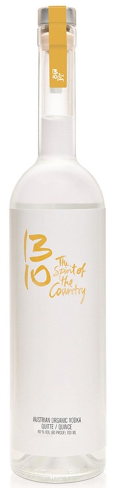 1310 - Austrian Organic Vodka Quitte bio