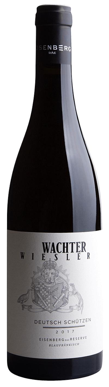 Wachter-Wiesler - Blaufränkisch Deutsch Schützen Eisenberg DAC Reserve bio