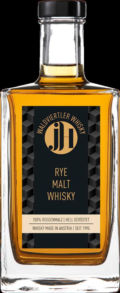 Waldviertler Whisky J. Haider - Rye Malt Whisky