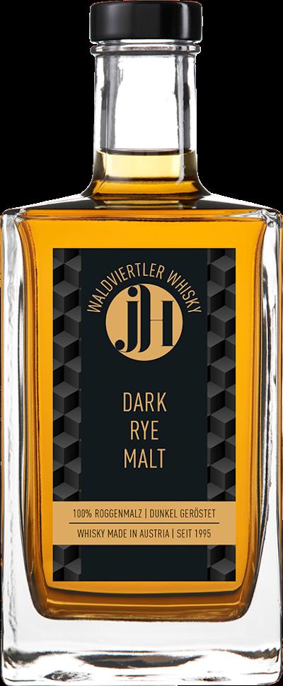 Waldviertler Whisky J. Haider - Dark Rye Malt Whisky