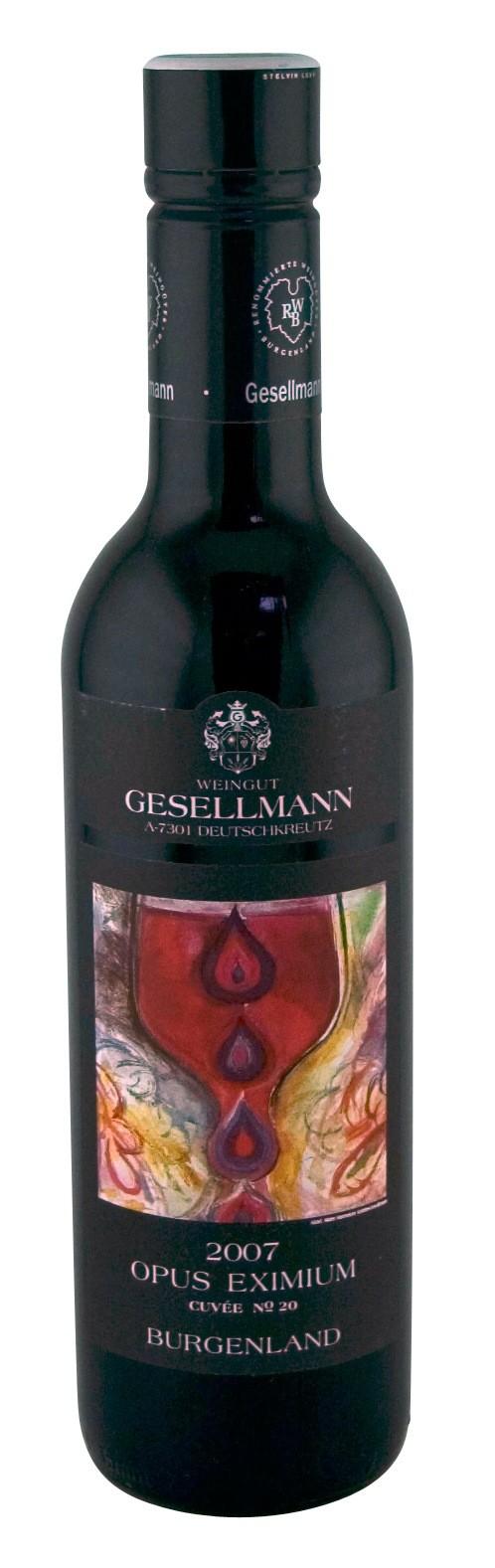 Gesellmann - Opus Eximium Nr. 27 Halbflasche, 2014