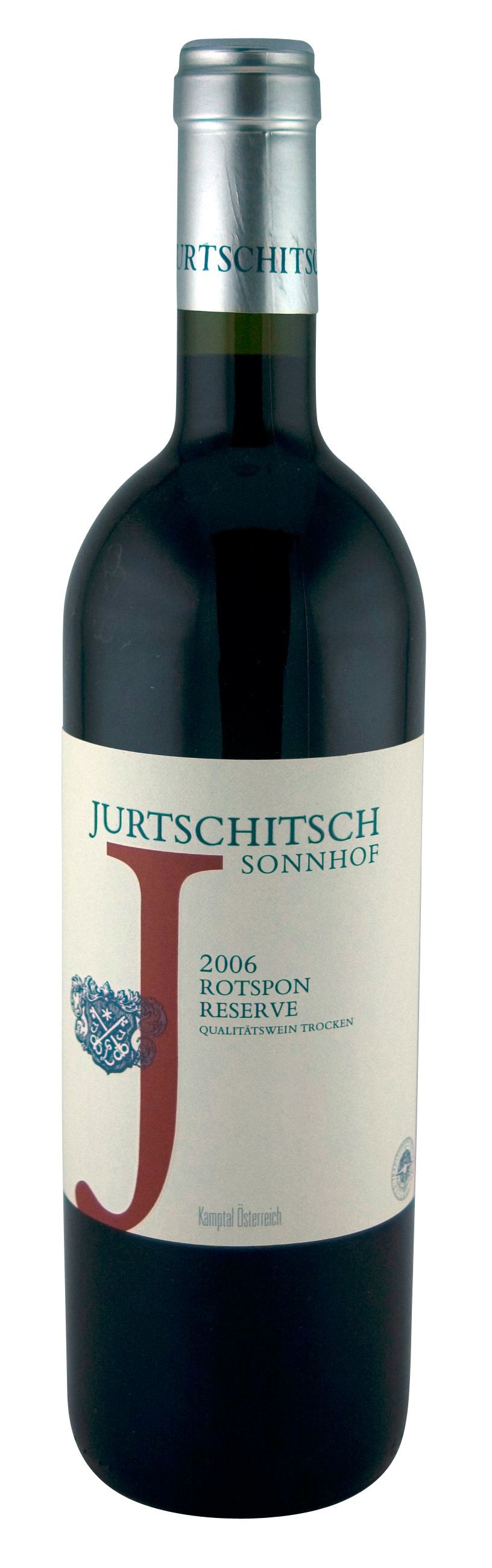 Jurtschitsch - Rotspon Reserve bio, 2012