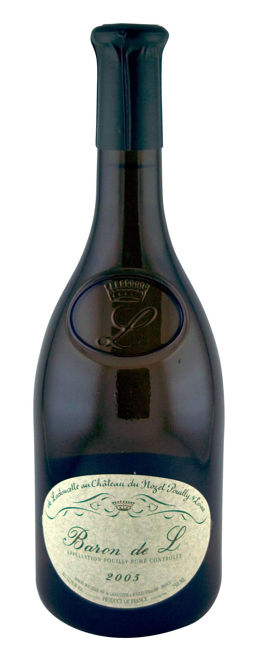 Ladoucette - Baron de L. Pouilly Fumé AC, 2012