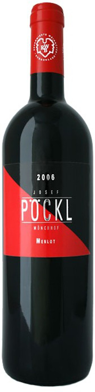 Pöckl - Rarität Merlot, 2012