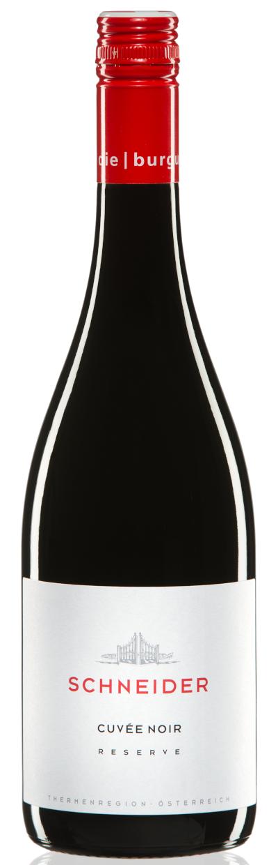 Schneider - Cuvée Noir Reserve bio