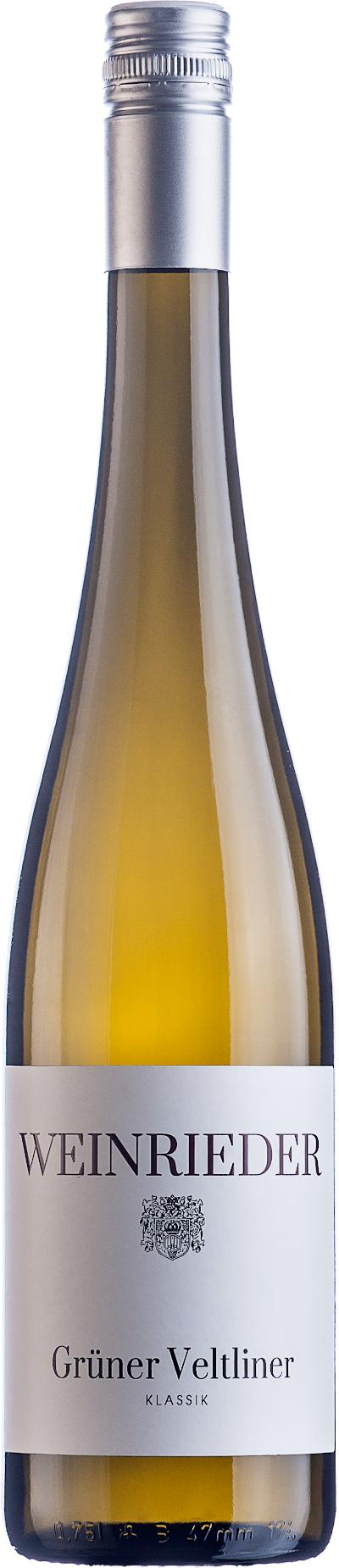 Weinrieder - Grüner Veltliner Klassik Weinviertel DAC
