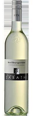 Sabathi - Weissburgunder Steirische Klassik, 2015