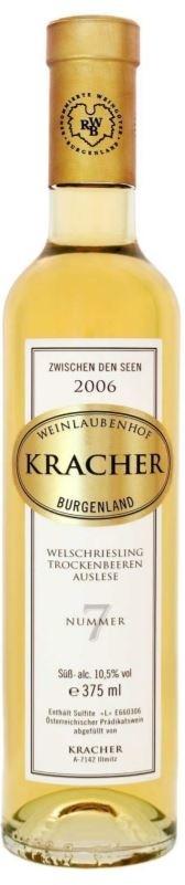 Kracher - Welschriesling Nr. 7 Zwischen den Seen Trockenbeerenauslese, 2006