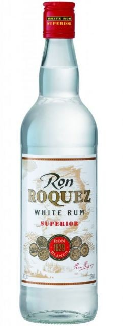 Ron Roquez White Rum Superior 37 - 5°