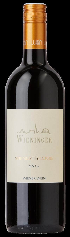 Wieninger - Wiener Trilogie bio Halbflasche