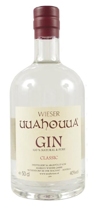 Wieser - Classic Gin Uuahouua