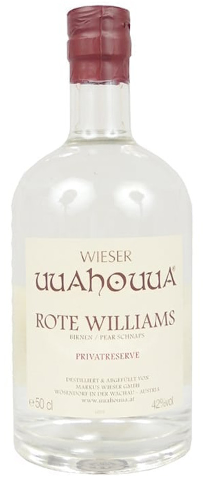 Wieser - Rote Williams Uuahouua