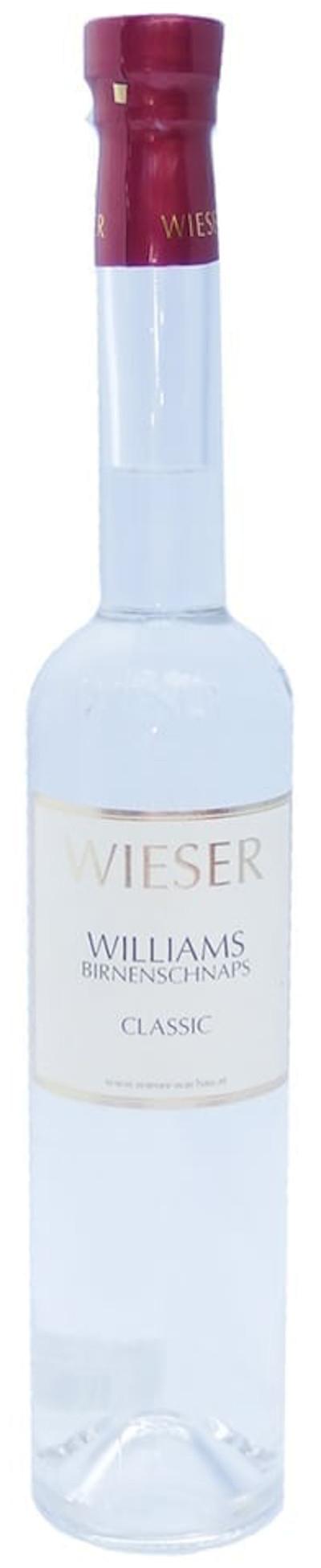 Wieser - Williamsschnaps Classic