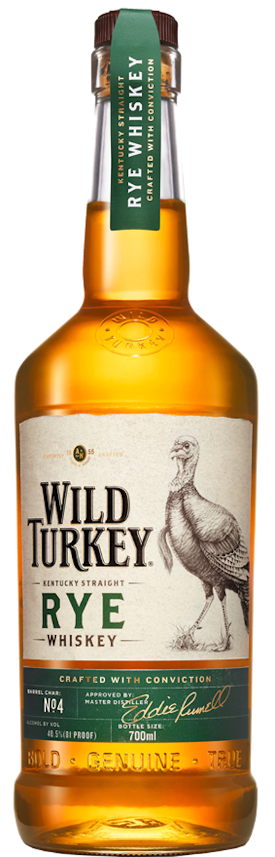 Wild Turkey - Rye Kentucky Straight Whiskey