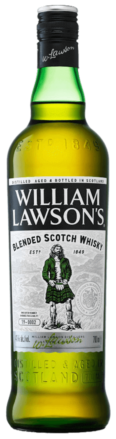 William Lawson's - Blended Scotch Whisky