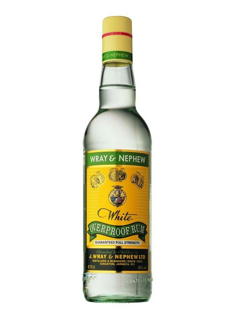 Wray & Nephew - Overproof White Rum
