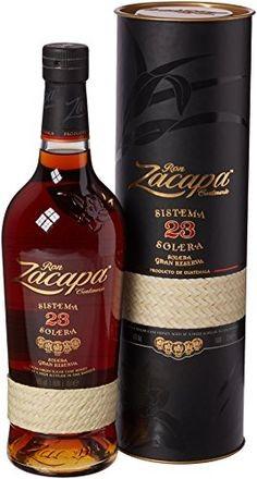 Zacapa - Centenario 23 years Sistema Solera