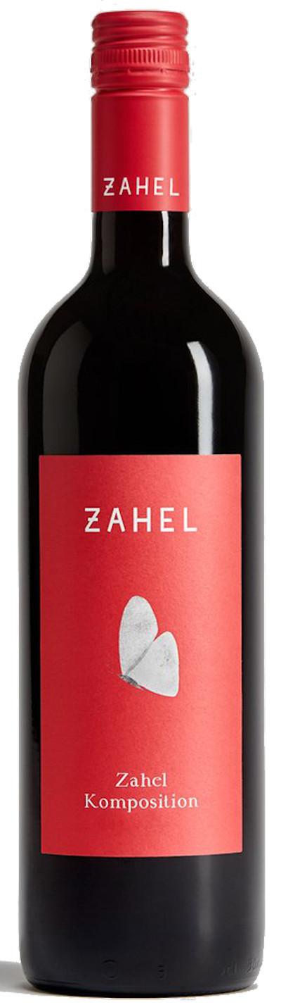 Zahel - Komposition rot bio