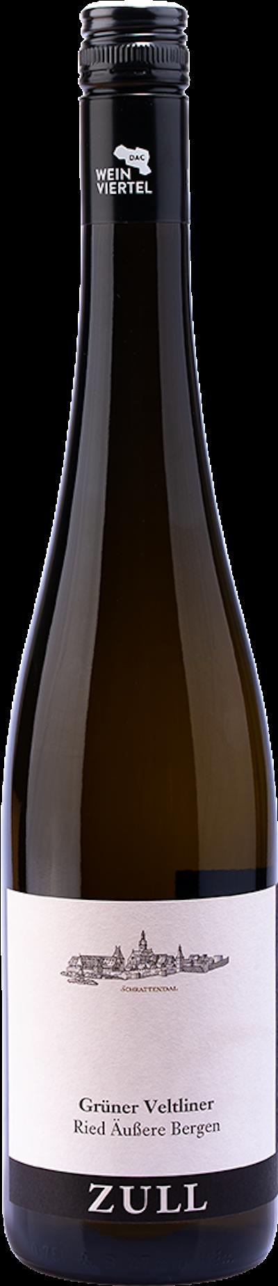 Zull - Grüner Veltliner Äußere Bergen Weinviertel DAC Reserve