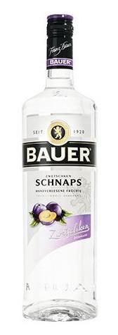 Bauer - Hausschnaps Zwetschke