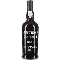 Justino's Madeira 10 years old Boal (medium sweet) 19° -