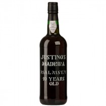 Justino's Madeira 10 years old Malmsey (sweet) 19° -