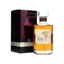 Hibiki -  12 Year Old Suntory Blended Whisky Japan 43%