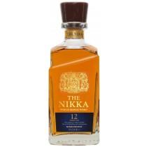 Nikka - 12 year Premium Japanese Blended Whisky