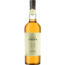 Oban - 14 years Highland Single Malt Scotch Whisky