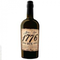 1776 Straight Rye Whiskey 100 Proof 50° -