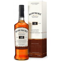 Bowmore - 18 years Islay Single Malt Scotch Whisky im Geschenkkarton