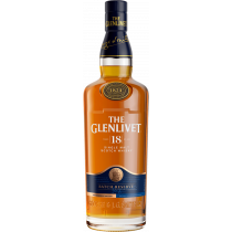 Glenlivet - 18 years Speyside Single Malt Scotch Whisky
