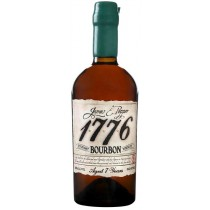 1776 Straight Bourbon Whiskey 7 Years Old 46° -