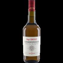 Roger Groult - 3 YO Calvados Pays d'Auge Réserve
