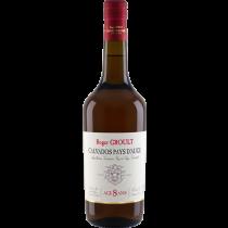 Roger Groult - 8 YO Calvados Pays d'Auge Hors d`Age