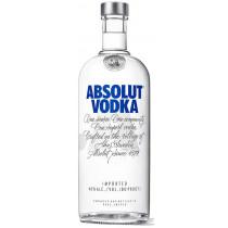 Absolut - Vodka Halbflasche
