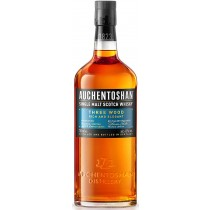 Auchentoshan - Three Wood Lowland Single Malt Scotch Whisky
