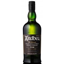 Ardbeg - 10 years Ten Islay Single Malt Scotch Whisky
