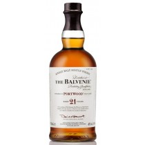 Balvenie - 21 years Port Wood Speyside Single Malt Scotch Whisky